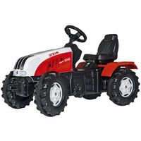 Traktory dla dzieci, Rolly Toys Traktor Farmtrack Steyr CTV 170 - BEZPŁATNY ODBIÓR: WROCŁAW!