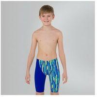 Pozostałe pływanie, SPEEDO STRÓJ STARTOWY FASTSKIN BOY END+ HG-WST JAMMER JM BLUE-ORANGE, WZROST: 116CM, KOLOR: BLUE, ZATWIERDZONE PRZEZ FINA: TAK