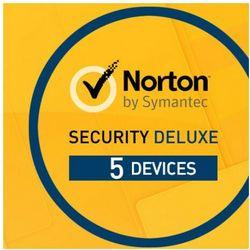 Norton Security Deluxe 5 Urządzeń / 1 Rok