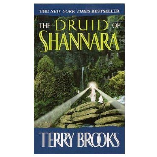 Książki do nauki języka, Druid of Shannara (opr. miękka)