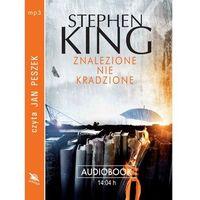 Audiobooki, Znalezione nie kradzione - Stephen King