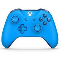 Gamepady, Kontroler MICROSOFT XBOX ONE Niebieski + Kontroler 20% taniej przy zakupie konsoli xbox! + Zamów z DOSTAWĄ JUTRO! + DARMOWY TRANSPORT!