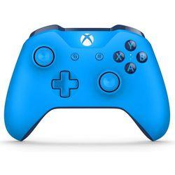 Kontroler MICROSOFT XBOX ONE Niebieski + Kontroler 20% taniej przy zakupie konsoli xbox! + Zamów z DOSTAWĄ JUTRO! + DARMOWY TRANSPORT!