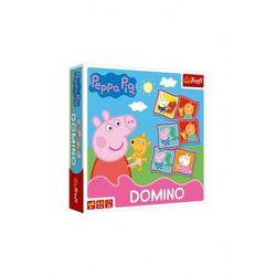 Gra dla dzieci - Domino Peppa 3Y40CI Oferta ważna tylko do 2031-02-24