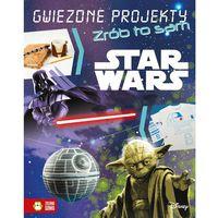 Książki fantasy i science fiction, Star Wars Gwiezdne projekty Zrób to sam - Wysyłka od 3,99 (opr. miękka)