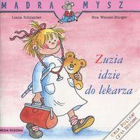 Książki dla młodzieży, Zuzia idzie do lekarza (opr. miękka)