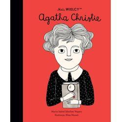 Mali WIELCY. Agatha Christie. - Maria Isabel Sanchez-Vegara - książka (opr. twarda)