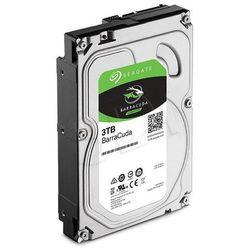 Dysk twardy Seagate ST3000DM007 - pojemność: 3TB, SATA III, 5400 obr/min