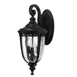 Lampa zwis ENGLISH BRIDLE FE/EB8/L BLK IP44 - Elstead Lighting - Sprawdź MEGA rabaty w koszyku!