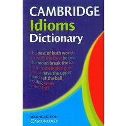 Cambridge idioms dictionary (opr. miękka)