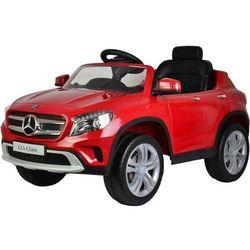 Samochód elektryczny Buddy Toys BEC 8111 Mercedes GLA Czerwony