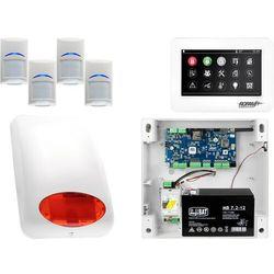 Alarm System Ropam NeoGSM-IP 4x Bosch TPR-4WS Sygnalizator Powiadomienie GSM