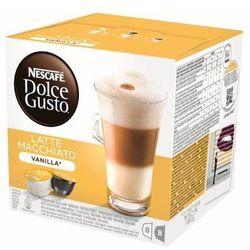 Kapsuły NESCAFE Dolce Gusto Latte Macchiatto Vanilla + Zamów z DOSTAWĄ W PONIEDZIAŁEK!