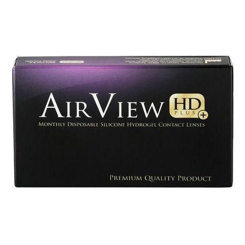 Soczewki kontaktowe, AirView HD plus Monthly 3 szt.