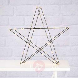 Zewnętrzna gwiazda stojąca LED Mystic 70pkt