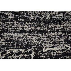 Chodnik bawełniany ręcznie tkany, żółto-jasno-ciemno brązowy 65x120 cm