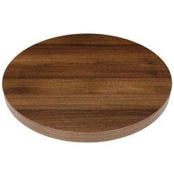 Blat stołowy okrągły Rustic Oak | (Ø)60cm