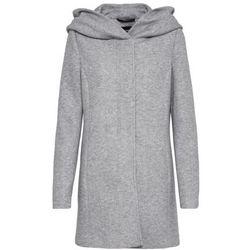 Vero Moda VMVERODONA Płaszcz wełniany /Płaszcz klasyczny light grey melange