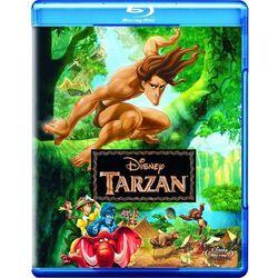 TARZAN (BD) DISNEY ZACZAROWANA KOLEKCJA (Płyta BluRay)