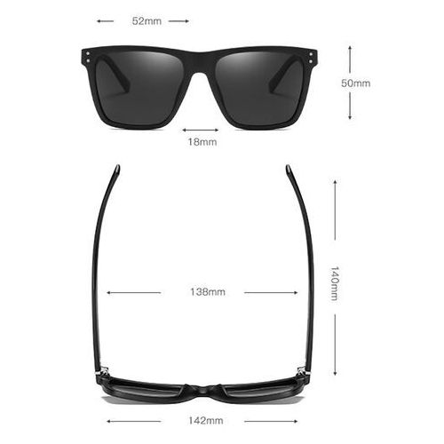 Okulary przeciwsłoneczne, Okulary przeciwsłoneczne polaryzacyjne męskie