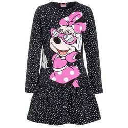 Disney MINNIE MOUSE MIT SONNENBRILLE Sukienka z dżerseju parisian night