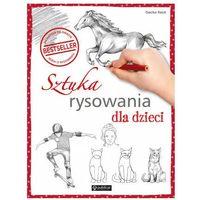 Książki dla dzieci, Sztuka rysowania dla dzieci (opr. twarda)