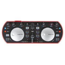 Domowy kontroler DJ KRUGER&MATZ DJ001 + DARMOWY TRANSPORT!