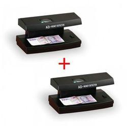 Tester banknotów CZK, EUR, USD / 1+1 GRATIS Włóż do koszyka jedną sztukę, drugą sztukę wyślemy automatycznie gratis. Akcja trwa do wyprzedania zasobów.