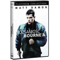 Tożsamość Bourne'a Platinum Collection (Płyta DVD)