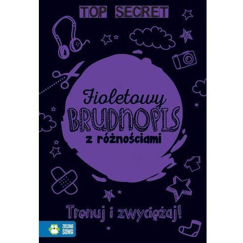 Książki dla dzieci, Brudnopis z różnościami Fioletowy. Darmowy odbiór w niemal 100 księgarniach! (opr. miękka)