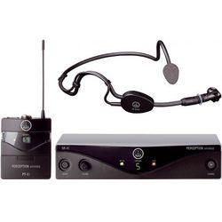 AKG WMS45 Sport Set mikrofon bezprzewodowy nagłowny C-544L, do aerobiku, cz. U2 Płacąc przelewem przesyłka gratis!