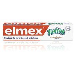 Elmex Pasta do Zębów dla Dzieci Junior 7-12 lat