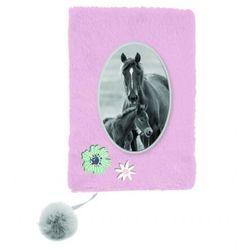 Pamiętnik pluszowy A5 Horses PP20KO-3670 PASO