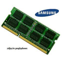 Pamięć RAM 2GB DDR3 1066MHz do laptopa Samsung Netbook NP-N102SP 2GB_DDR3_SODIMM_1066_109PLN (-0%)