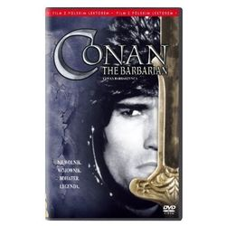 Conan Barbarzyńca - DVD