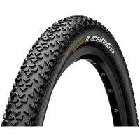 Opony i dętki do roweru, OPONA CONTINENTAL RACEKING 26 X 2.2 CZARNA DRUT 650g CO0150152