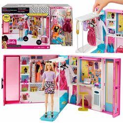 Barbie wymarzona szafa