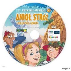 """Niezwykłe Opowieści cz.4 """"Anioł Stróż i niezwykłe zawody"""" - film DVD"""