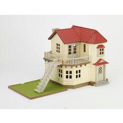 Figurka EPOCH Sylvanian Families Miejski domek z oświetleniem + DARMOWY TRANSPORT!