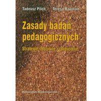 Pedagogika, Zasady badań pedagogicznych (opr. miękka)