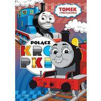 Książki dla dzieci, Tomek i przyjaciele. Połącz kropki (opr. broszurowa)