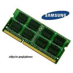 Pamięć RAM 2GB DDR3 1333MHz do laptopa Samsung N Series Netbook NC110-A04 2GB_DDR3_SODIMM_1333_109PLN (-0%)