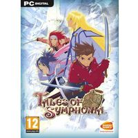 Gry PC, Tales of Symphonia (PC)