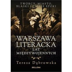 Warszawa literacka lat międzywojennych (opr. miękka)