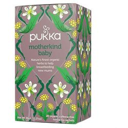 Pukka Motherkind Baby Herbal Tea Bags 20