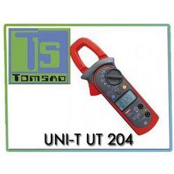 UT204 Miernik UNI-T cęgowy UT-204 UT 204