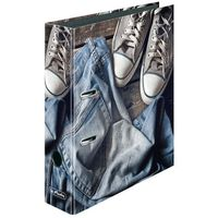 Segregatory, Segregator A4/8cm maX.file - Jeans Shoes (50030965)