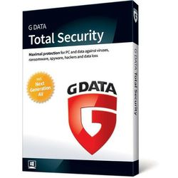 G Data Total Security (Protection) 2 PC / 3 Lata