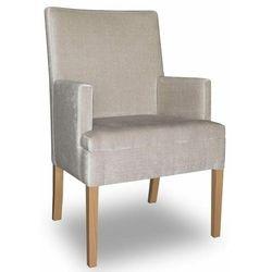 Fotel tapicerowany Toruń Prosty 98 cm