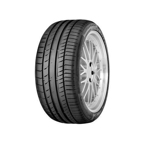 Opony letnie, Continental ContiSportContact 5 245/50 R18 100 W